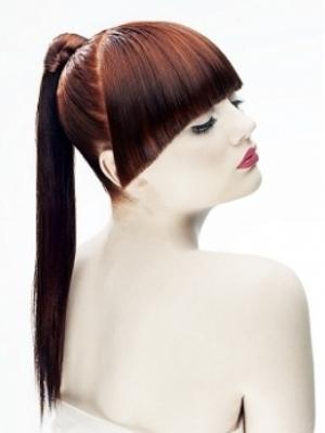 Elegant ponytail hairstyles02