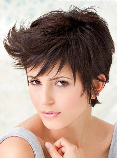 Hairstyles with layered spikes01
