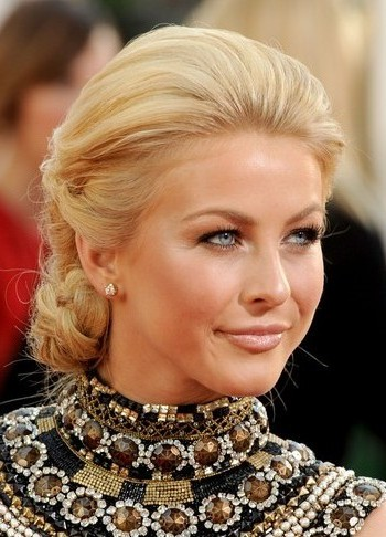 Business women Chignon hairstyles 2013
