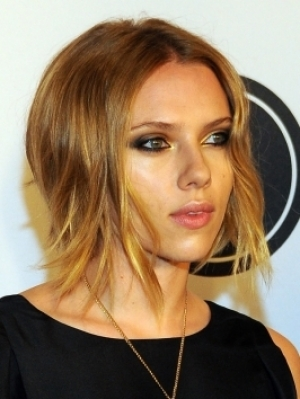 Jessica Alba Medium Length Hairstyles There