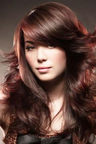 Glamorous hair highlights ideas
