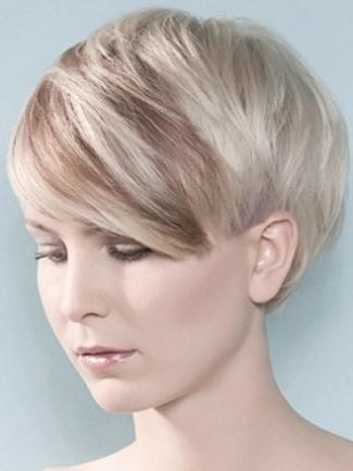 Short Blonde Haircut ideas