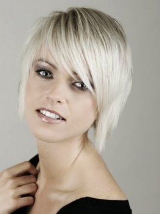 Short Blonde Hairstyles Ideas