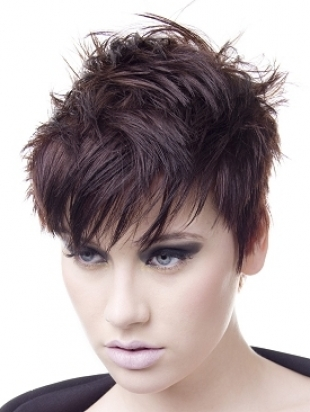 Short hairstyles for women 1