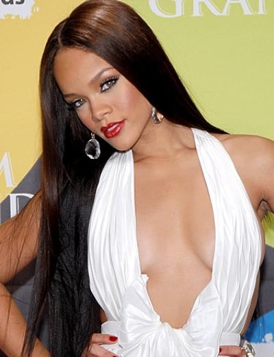 Rihanna long hairstyles