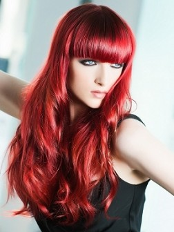 Bold Hair Highlights