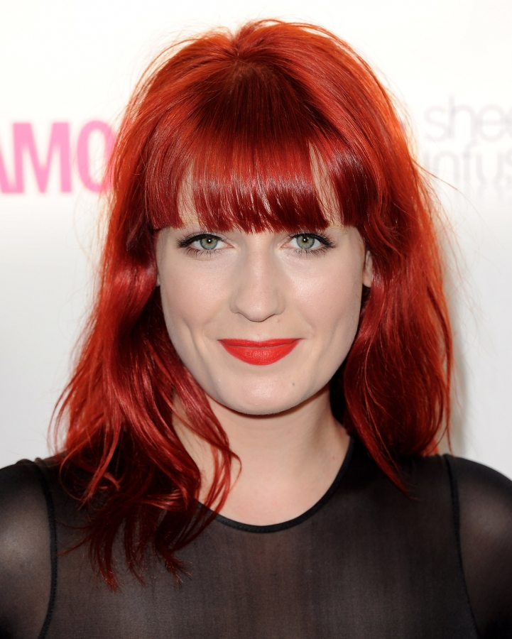 Redhead Celebrities Haircuts And Hairstyles For 2017 Hair Colors