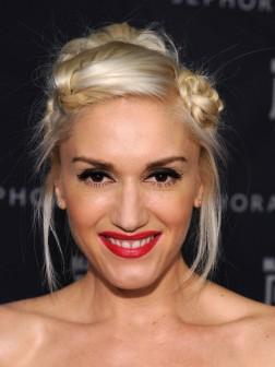 Gwen Stefani Updos