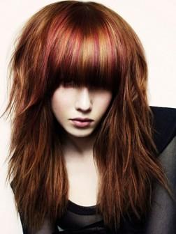 Hair highlights 01