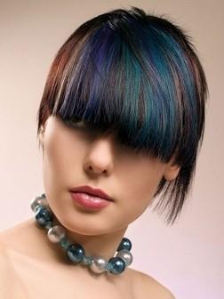 Hair highlights 08