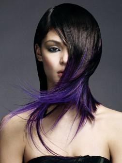 Hair highlights 09