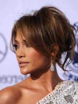 Jennifer Lopez hair style