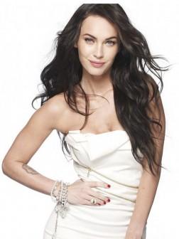 Jolie Long hair style