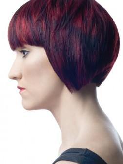 Red hair shades