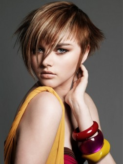Short Punk Hairstyles Ideas 10
