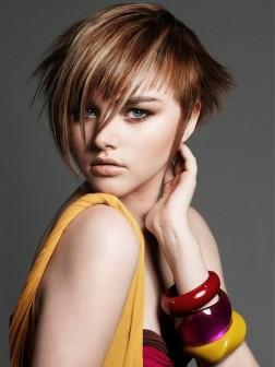 Short Punk Hairstyles Ideas 10