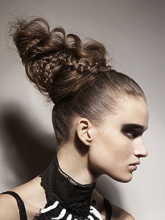 long hair updo hairstyles  haircuts and hairstyles for