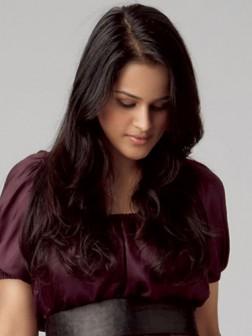 dark brown hair 2013