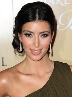 kardashian hair 2013
