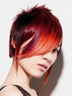 Bold Hair Color Ideas