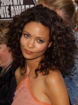 Curly Medium Hairstyle