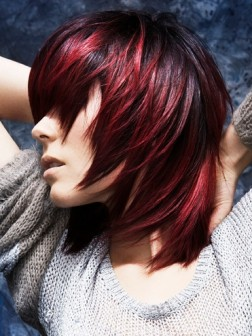 Gorgeous Bold Hair Color Ideas 01