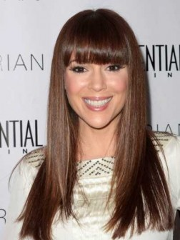 Long Hairstyles with Bang