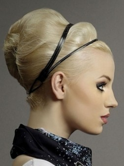 Polished Formal Updo Hair Styles