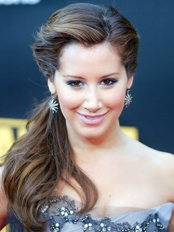 side ponytail hairstyles 2013