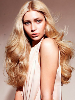 Beige Blonde Hair Color 2015