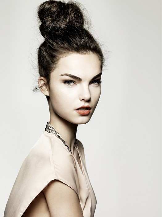Phenomenal Bun Hairstyles 2015 Haircuts And Hairstyles For 2017 Hair Colors Hairstyle Inspiration Daily Dogsangcom