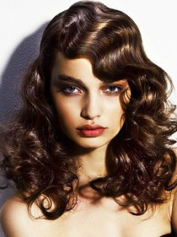 medium curly hairstyles for 2014