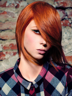 red hair color 2015